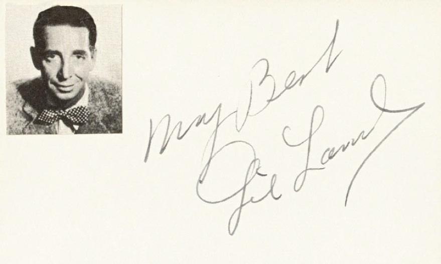 gil-autograph